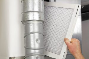 changing-filter-air-duct