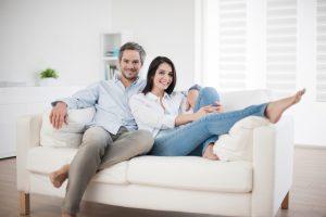 Couple-sofa-comfortable